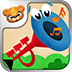 123 Kids Fun BABY TUNES - Free Educational Music Game for Toddlers and Preschoolers