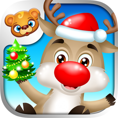 123 Kids Fun CHRISTMAS TREE - Free Educational Game  icon