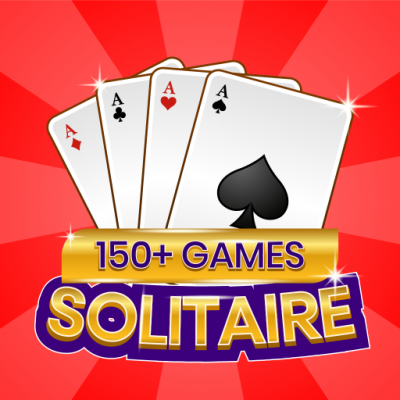 Image of 150 Card Games Solitaire Pack
