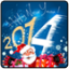 Download 2014 New Year Greeting Cards for Android phone