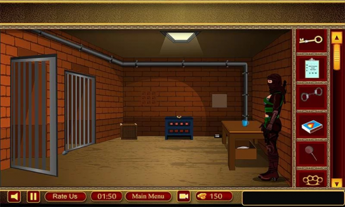 free online escape games new