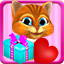 Download Talking Cat Diana 3D for Android phone