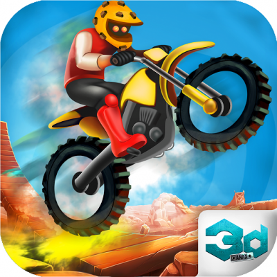 Image of 3D Xtreme Dirt Bike Race