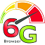 6G Fast Internet Light Safe Speed Browser HD