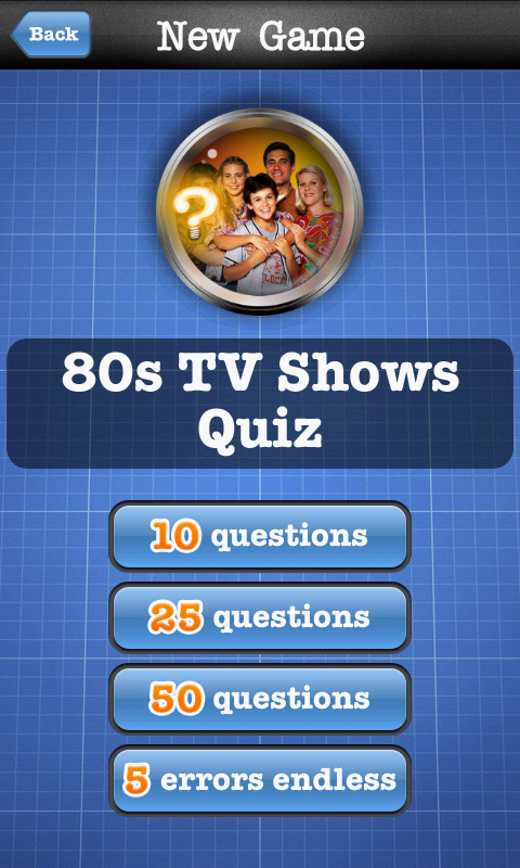 80s TV Shows Quiz screenshot 1