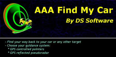 Image of AAA Find My Car