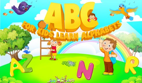 ABC For Kids Learn Alphabets screenshot 1