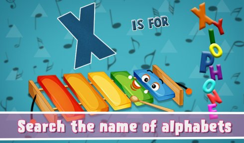 ABC For Kids Learn Alphabets screenshot 2
