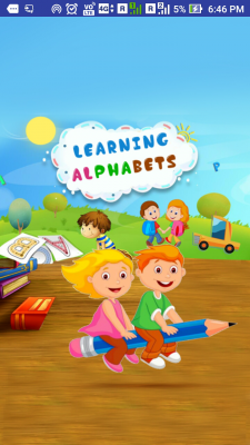 ABCD for Kids - Learn Alphabet screenshot 1