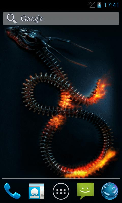 Abstract dragon live wallpapers android app free apk by - Free dragonfly wallpaper for android ...