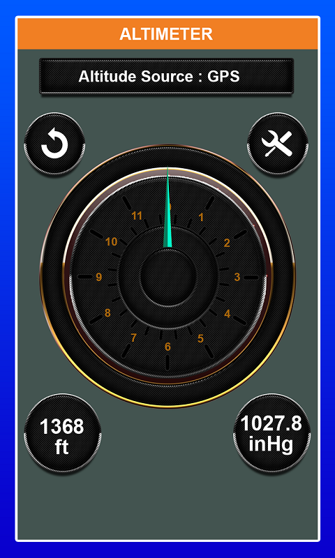 Accurate Altitude measurement screenshot 2