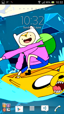 Adventure time screenshot 2