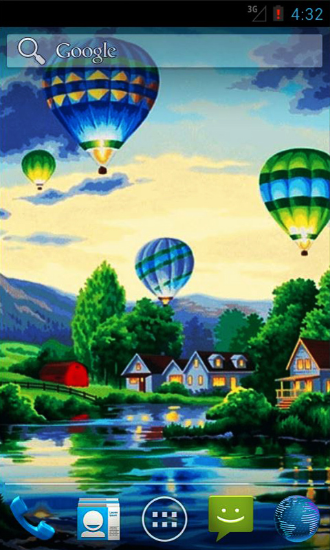 Download Air Balloons Live Wallpapers