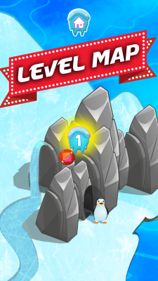 Air Hockey With Penguins screenshot 2