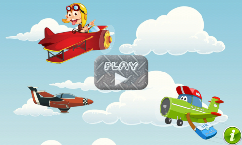Airplane Games for Toddlers screenshot 1