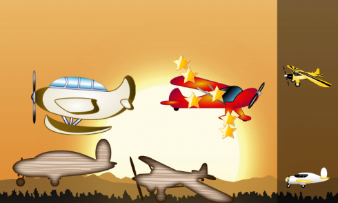 Airplane Games for Toddlers screenshot 2
