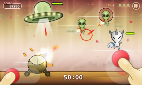 AlienInvasion Special screenshot 2
