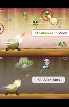 Alieninvasion screenshot 1