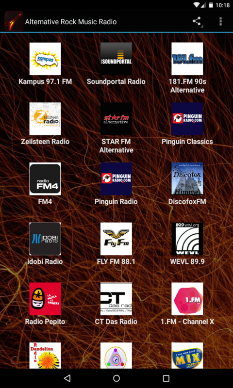 Listen to Alternative Radio Live - Alternative Rock Radio ...