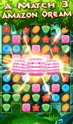 Amazon Candy screenshot 1
