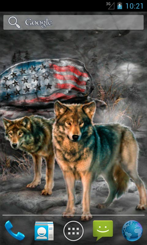All Necessary Permits For Displaying Advertisements Is On No Personal Information Used TAGS Wolf American Flag Beautiful Wolves Wallpapers Free