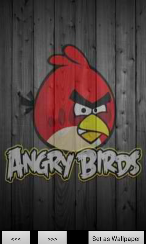 Angry Birds Wallpaper Pack Pro Bildschirmfoto 2