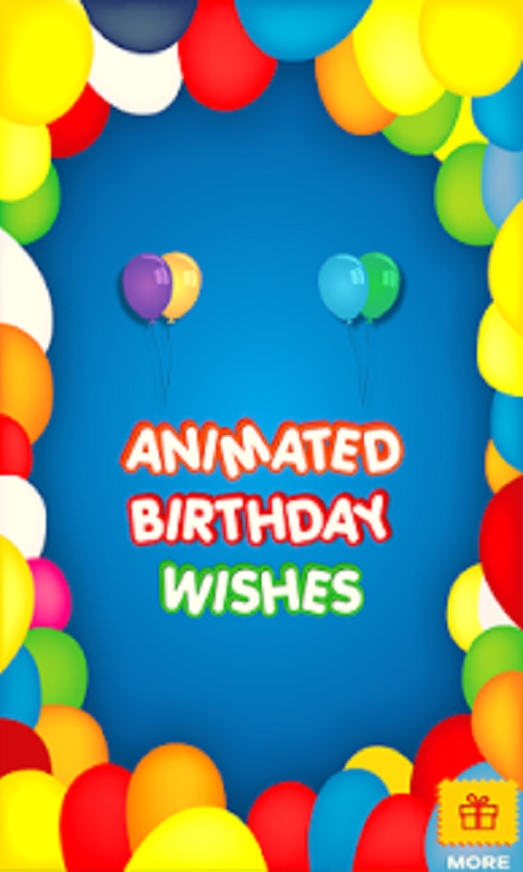 Animated Birthday Emoji Screenshot 2