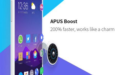 APUS Launcher-Theme,Wallpaper,Boost screenshot 2