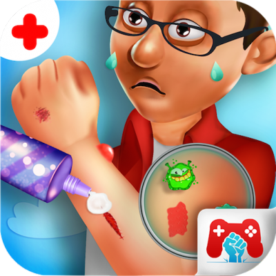 Arm Doctor - Hospital Game