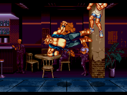 Art of Fighting screenshot 1