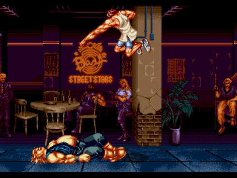 Art of Fighting screenshot 2