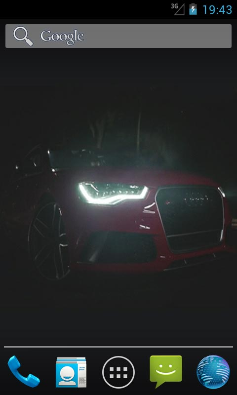 audi rs6 live wallpapers free app download android freeware