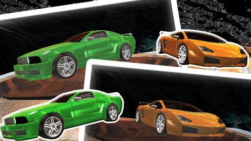 Augmented 3d Car Paint screenshot 2