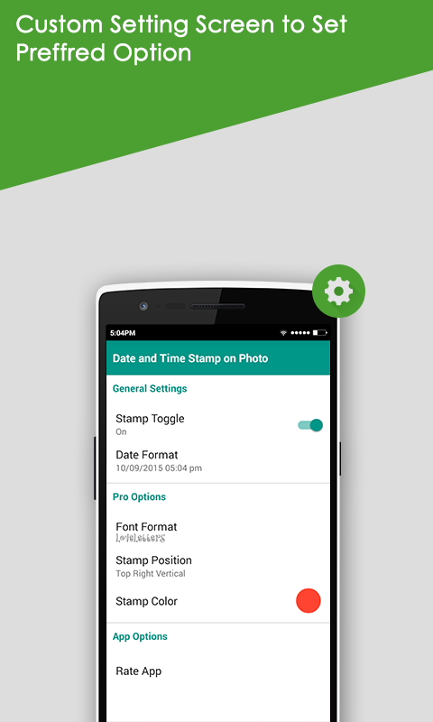 Date time app android