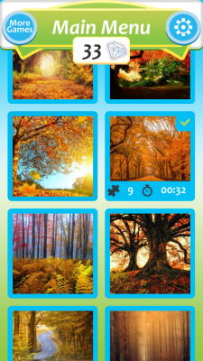 Autumn Jigsaw Puzzle screenshot 1