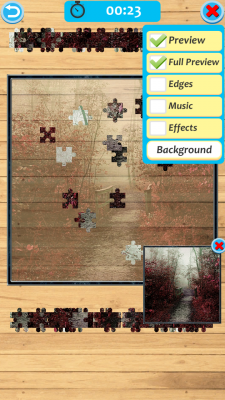 Autumn Jigsaw Puzzle screenshot 2