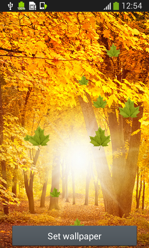 autumn live wallpapers top free app download android