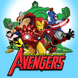 Image of Avengers Cartoon Videos Series
