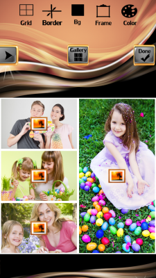 Awesome Easter Photo Collage screenshot 2