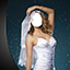 Awesome Wedding Gown Photo Montage