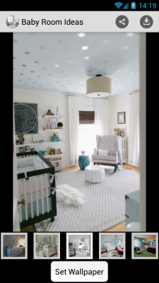 Baby room decorating ideas free apk android app android Room makeover app