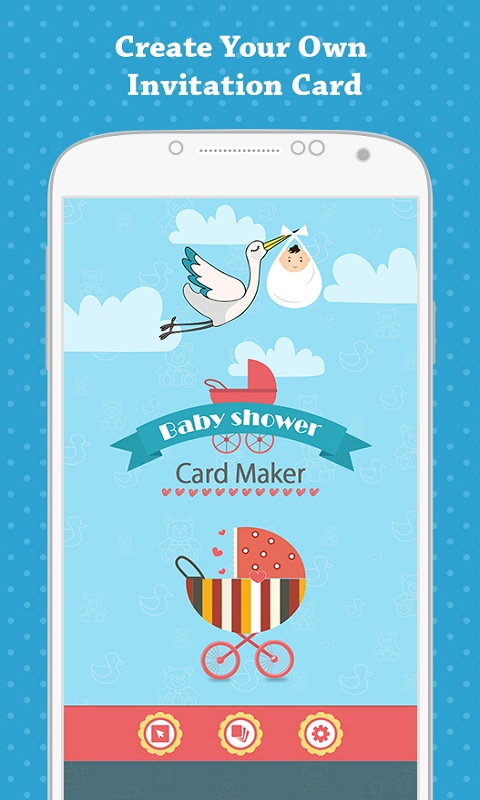 Baby shower invitation free apk android app android freeware download baby shower invitation stopboris Gallery