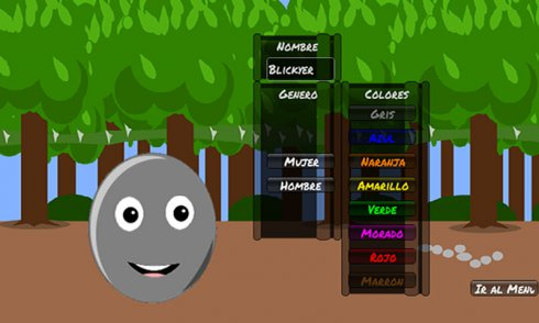 Ball in the Jungle screenshot 1