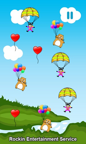 Balloon Buster screenshot 1