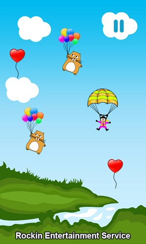 Balloon Buster screenshot 2