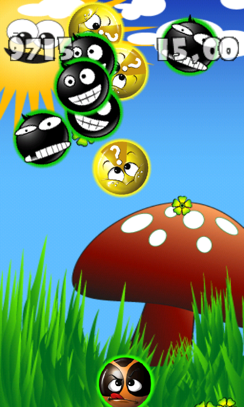 Balls Attack screenshot 1