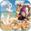 Download Beach Photo Frame for Android phone
