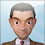 Image of Mr. Bean Crazy Faces