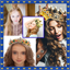 Beautiful Crown Photo Collage