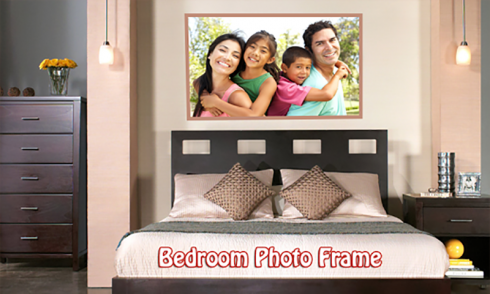 Bedroom Photo Frame free android app - Android Freeware